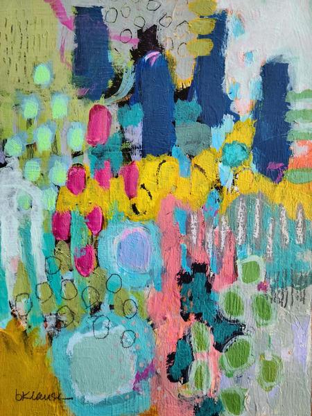 Friendship Flowers 26 Art | Betty Franks Art