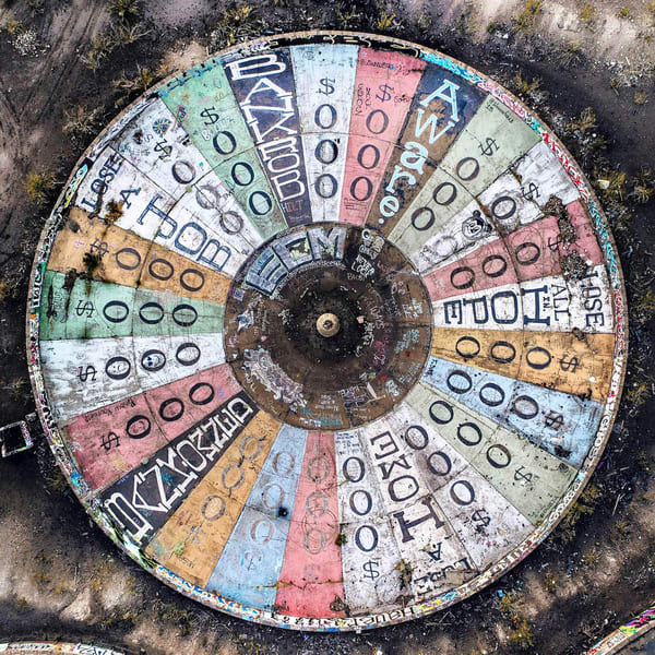 Wheel of Misfortune in Nevada