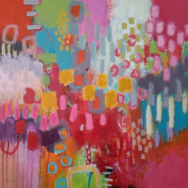Lollipops And Candy Canes 1 Art | Betty Franks Art