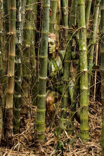 2016   Bamboo   Florida Art | BODYPAINTOGRAPHY