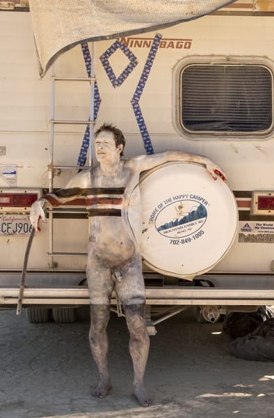 2016 Happy.Camper Nevada Art | BODYPAINTOGRAPHY