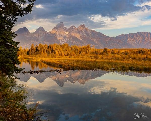 Grand Teton Sunrise