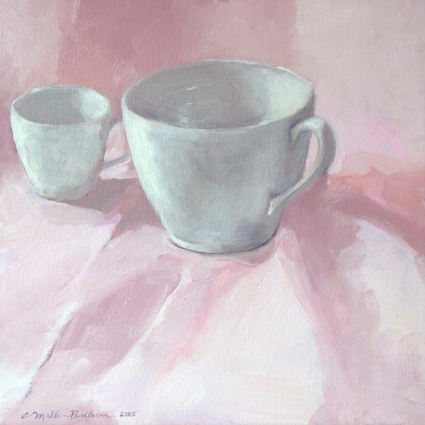 Pretty In Pink Number 9 Art | Courtney Miller Bellairs Artist