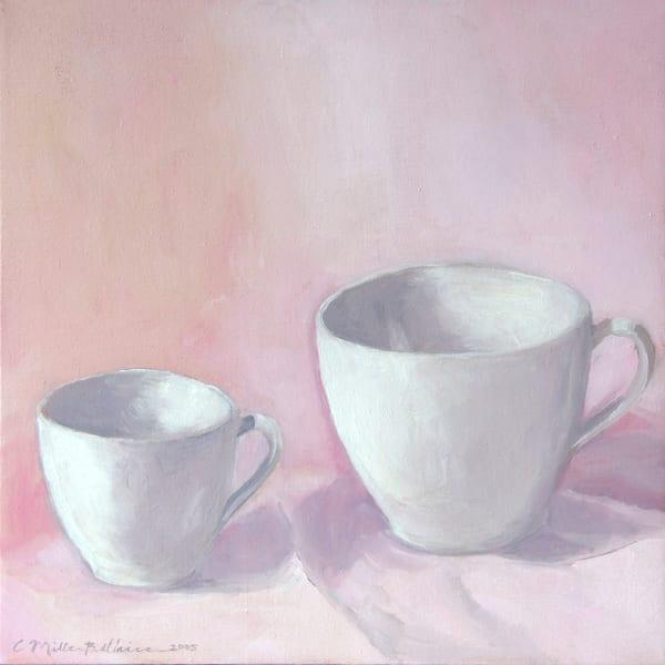 Pretty In Pink Number 8 Art | Courtney Miller Bellairs Artist
