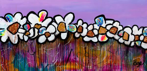 Flower Fields Art | Courtney Einhorn