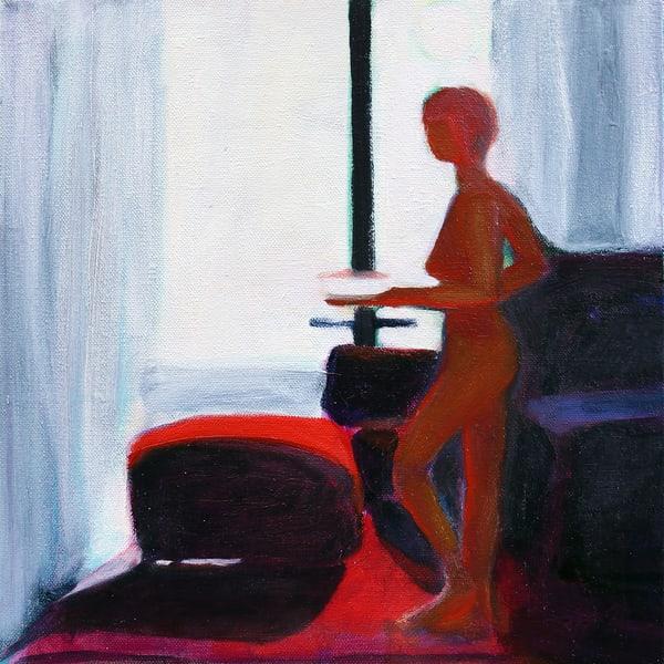 Here I Am. Art | Courtney Miller Bellairs Artist