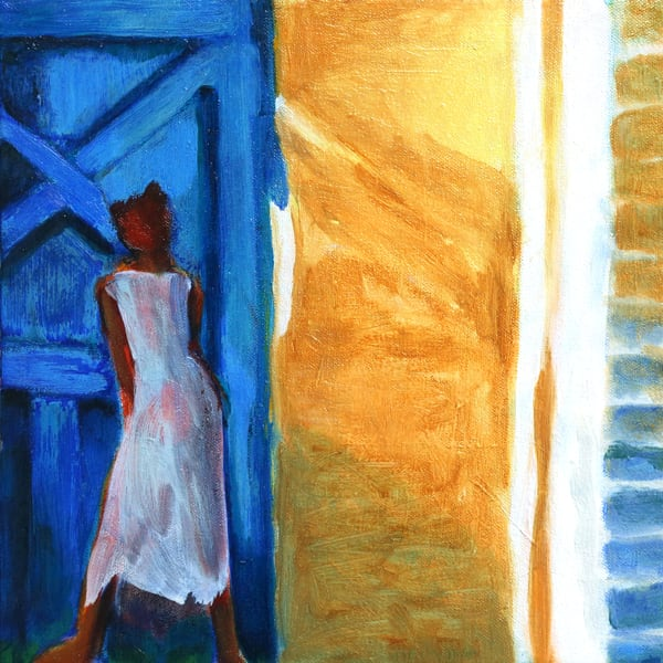 Discovered Art | Courtney Miller Bellairs Artist