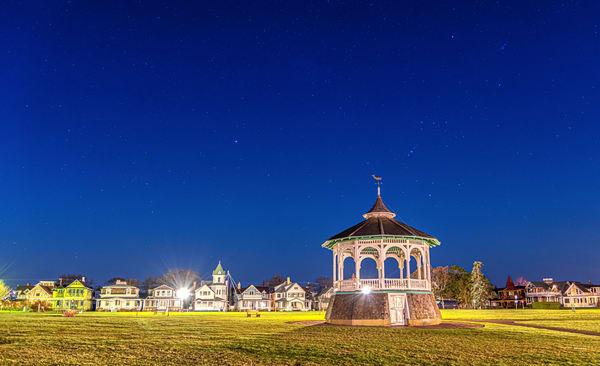 Ocean Park Starry Morning Art | Michael Blanchard Inspirational Photography - Crossroads Gallery