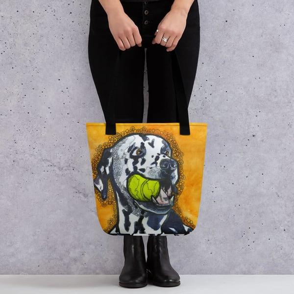 Pet Portrait + Tote Bag   Water+Ink Studios