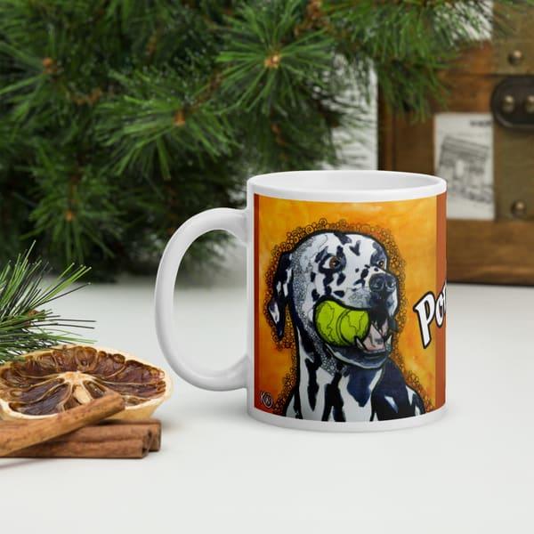 Pet Portrait + Coffee Mug | Water+Ink Studios