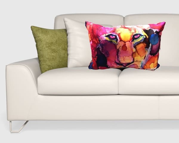 Art Printed on Pillows