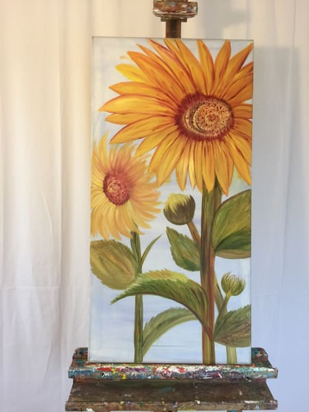 Tuscan Sunflower  Art | Heartworks Studio Inc