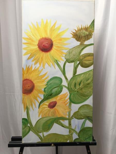 Sunflower Summer Art | Heartworks Studio Inc