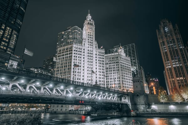 The Wrigley Building 2 Photography Art | William Drew Photography