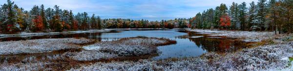 Changing Seasons Winter Fall