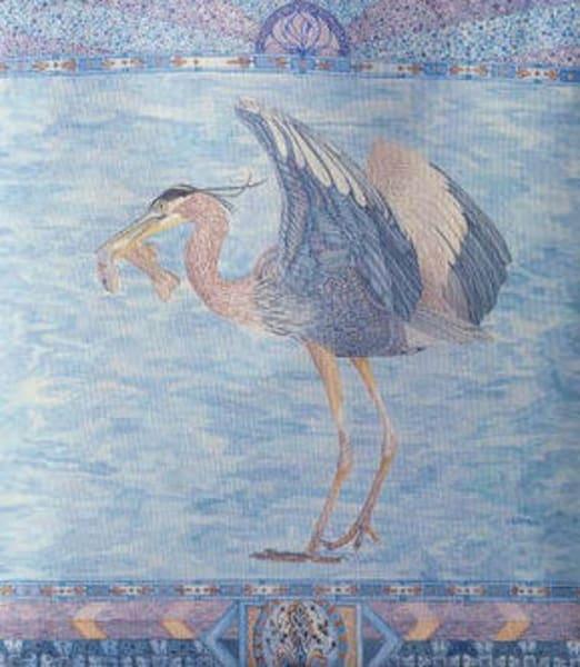 Great Blue Heron Tote | Birds by Boyd