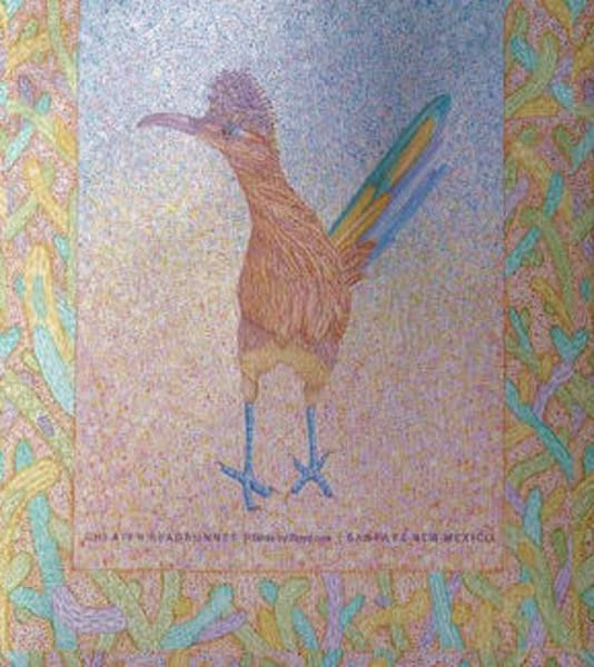 Standing Roadrunner Tote | Birds by Boyd