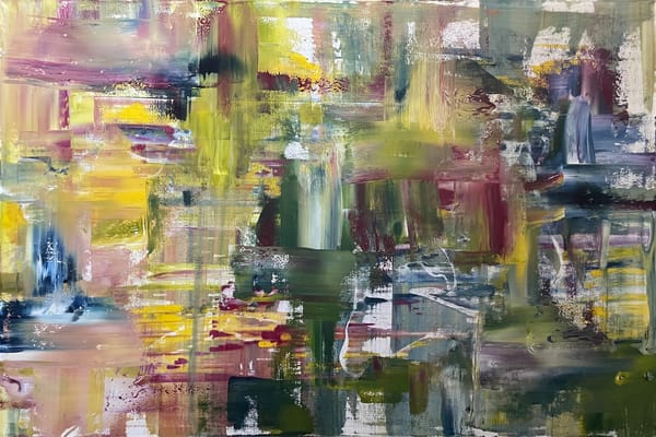 Morning Light (Original) Art | Jen Sterling LLC