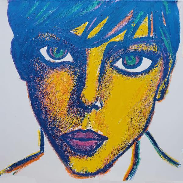 Colorful Outlook Art   CincyArtwork Originals