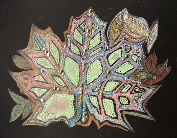 Maple Leaf Art   Cynthia Christensen Art
