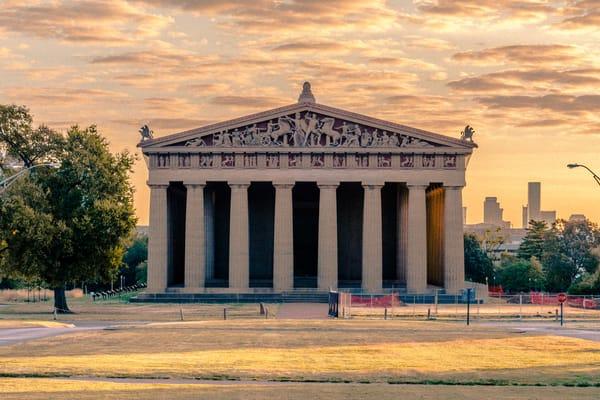 The Parthenon Art | Anna Jaap Studio