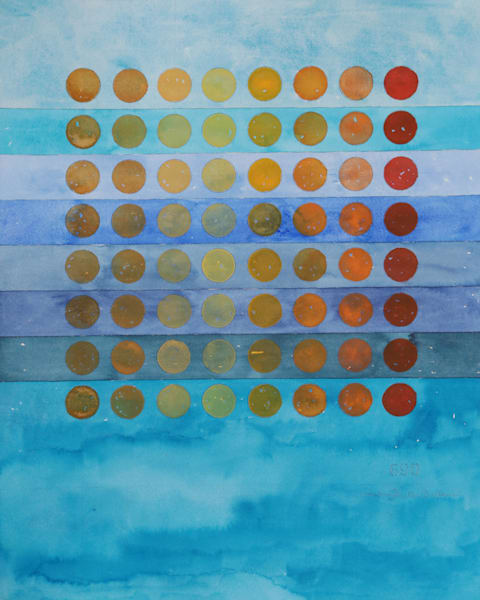 Colors Of Nature Part I Art | Courtney Miller Bellairs Artist