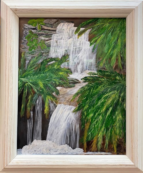 C Perkins   Sdc Waterfall Art | Branson West Art Gallery - Mary Phillip