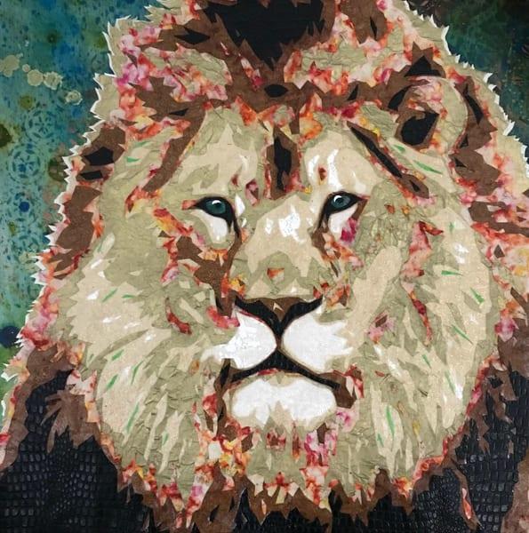 Lion Art   Kristi Abbott Gallery & Studio