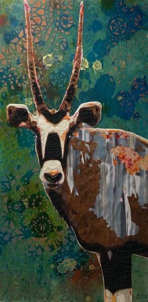 Gemsbok  Art   Kristi Abbott Gallery & Studio
