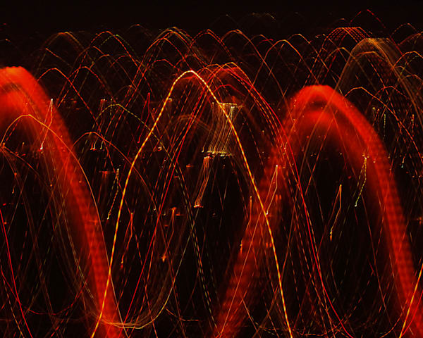 Abstract Lights 3 Art | Thriving Creatively Productions