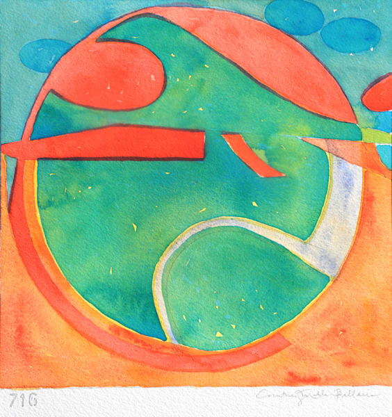 Fishing Art | Courtney Miller Bellairs Artist