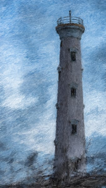 Lighthouse Aruba Art | Thriving Creatively Productions