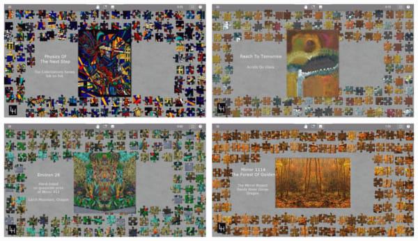 Lh Puzzle Collection No. 6 | Loree Harrell Art