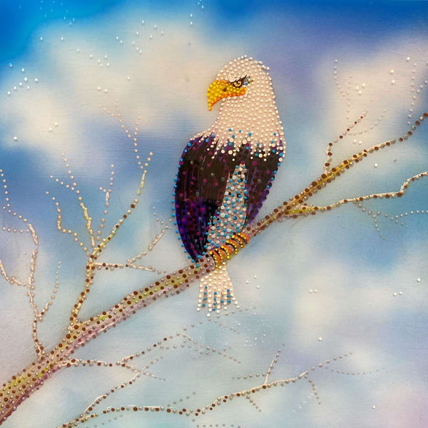 Perched With Pride Art | Erin Conn Fine Art