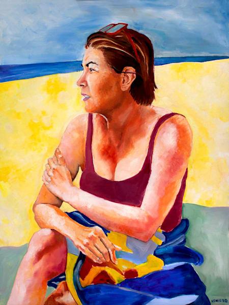 Beach #9 Art | RPAC Gallery