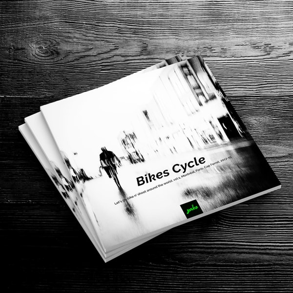 yako | Bikes Cycle vol1 - Dance, moves, motion and blur.