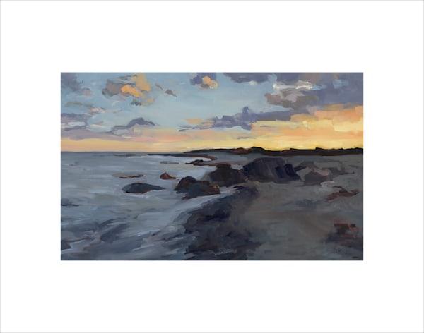 Rocky Beach 021 by Kim Gatesman