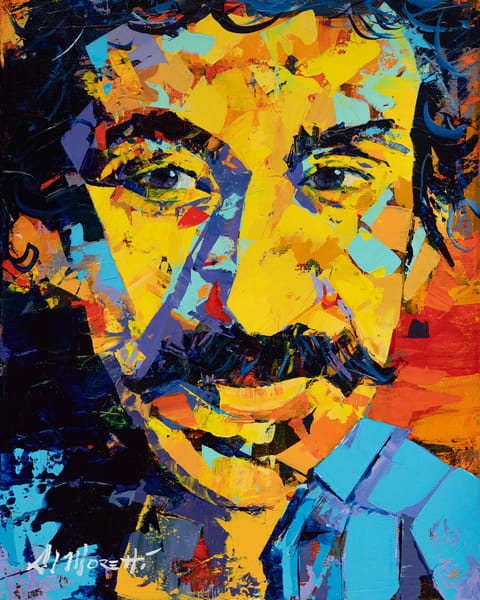 Jim Croce, I Got a Name painting and prints