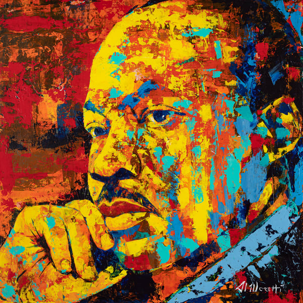 Martin Luther King, I Have a Dream painting and prints