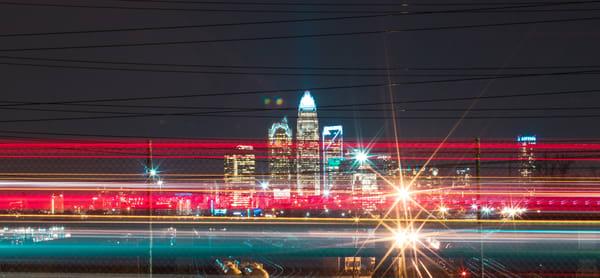 Charlotte Laser Lights Photography Art | Austin Marvel