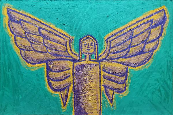 The First Angel Art   CincyArtwork Originals