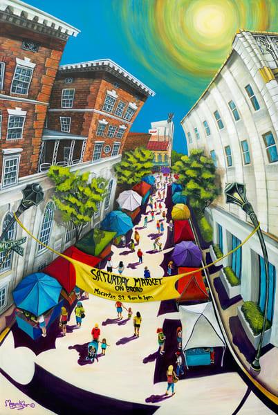 Saturday Market Art   Digital Arts Studio / Fine Art Marketplace