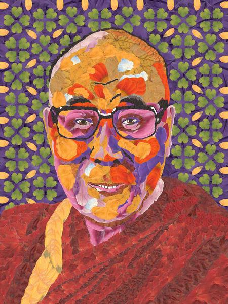 Dalai Lama Art | smacartist