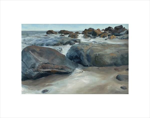 Rocky Beach 020 by Kim Gatesman