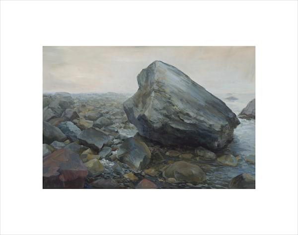 Rocky Beach 025 by Kim Gatesman