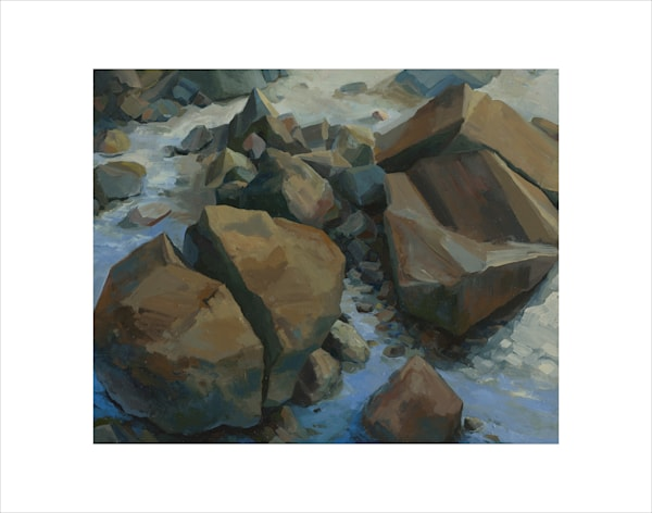 Rocky Beach 026 by Kim Gatesman