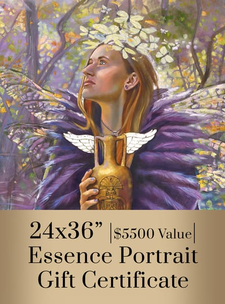 Essence Gc 24x36 Art   Big Vision Art + Design