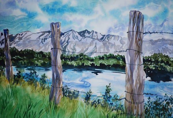 Lake Matanuska | Jan Thoreen Lewis Fine Art