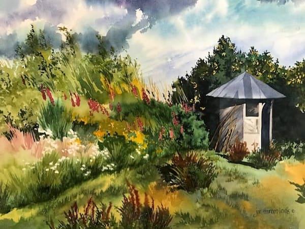 Alaska Garden | Jan Thoreen Lewis Fine Art