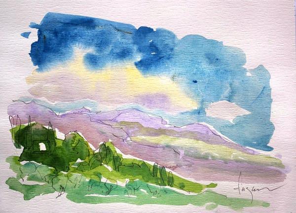 October Light | Dorothy Fagan Joy's Garden